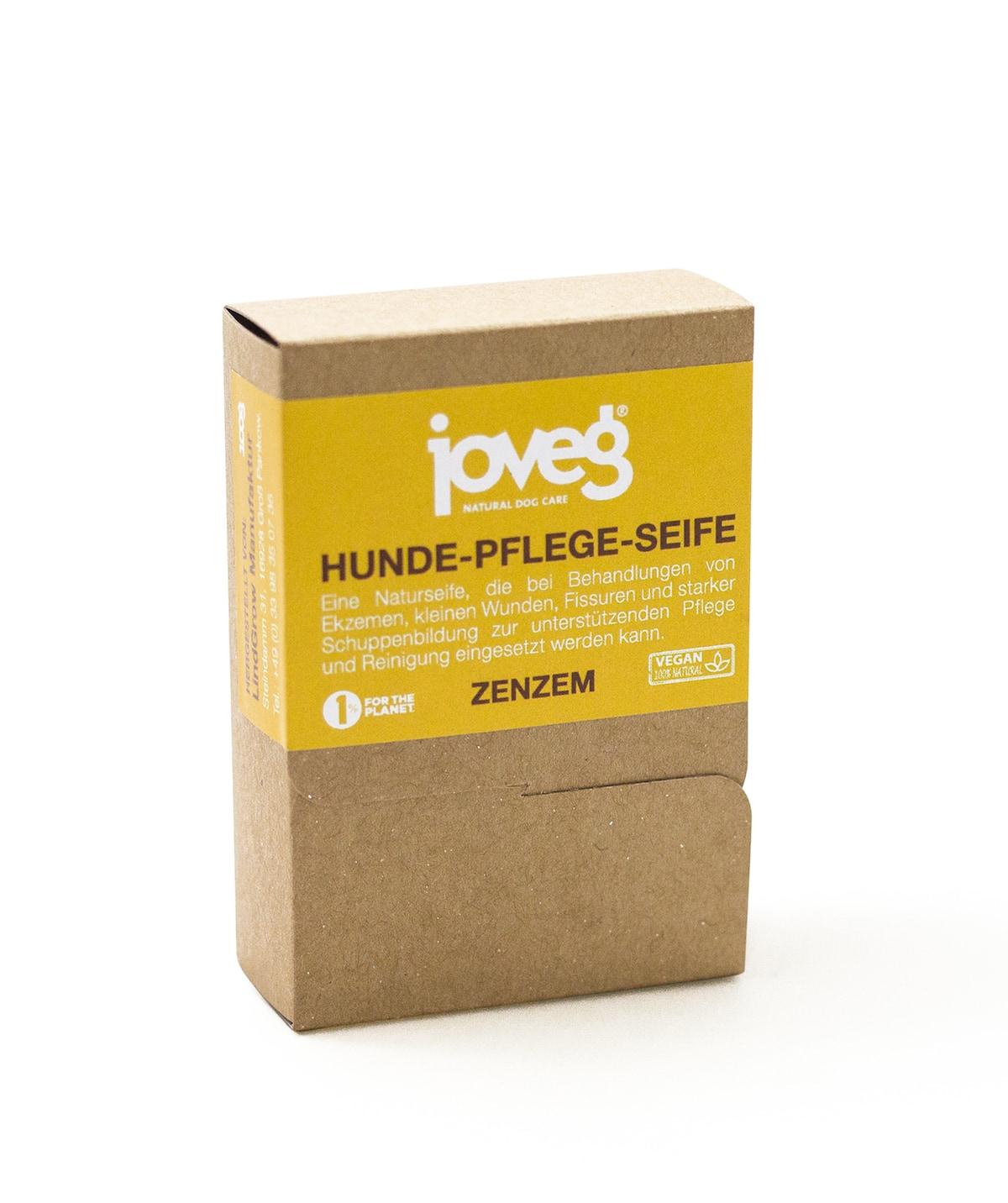 "joveg Hunde-Pflege-Seife ""ZENZEM"" 100 g"