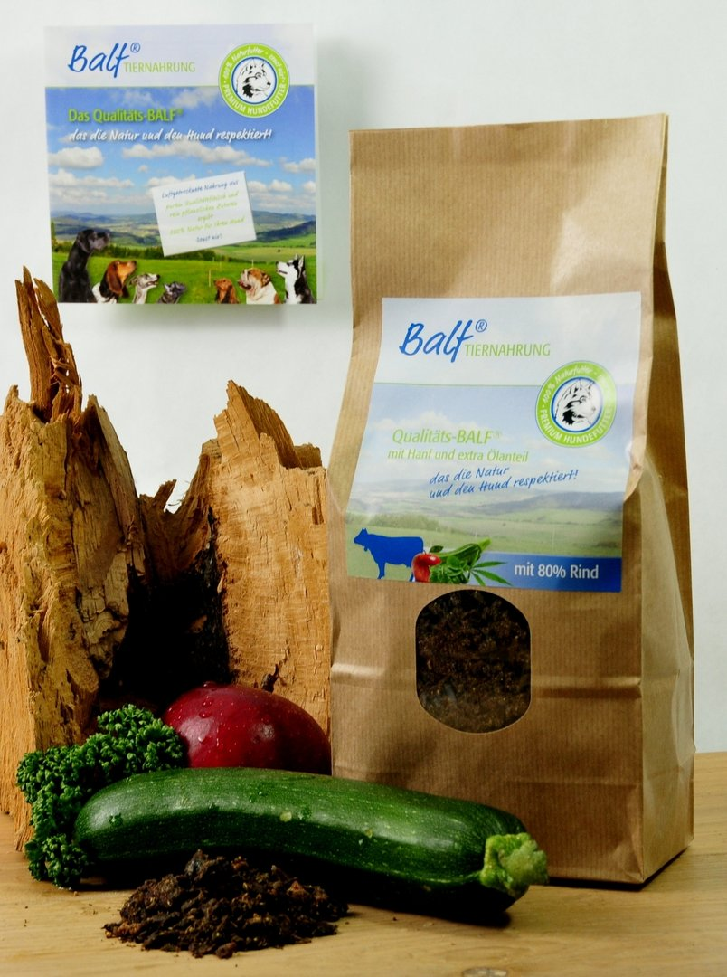 BALF® Rind/Obst-Gemüse/Hanf m Ölanteil 1 kg