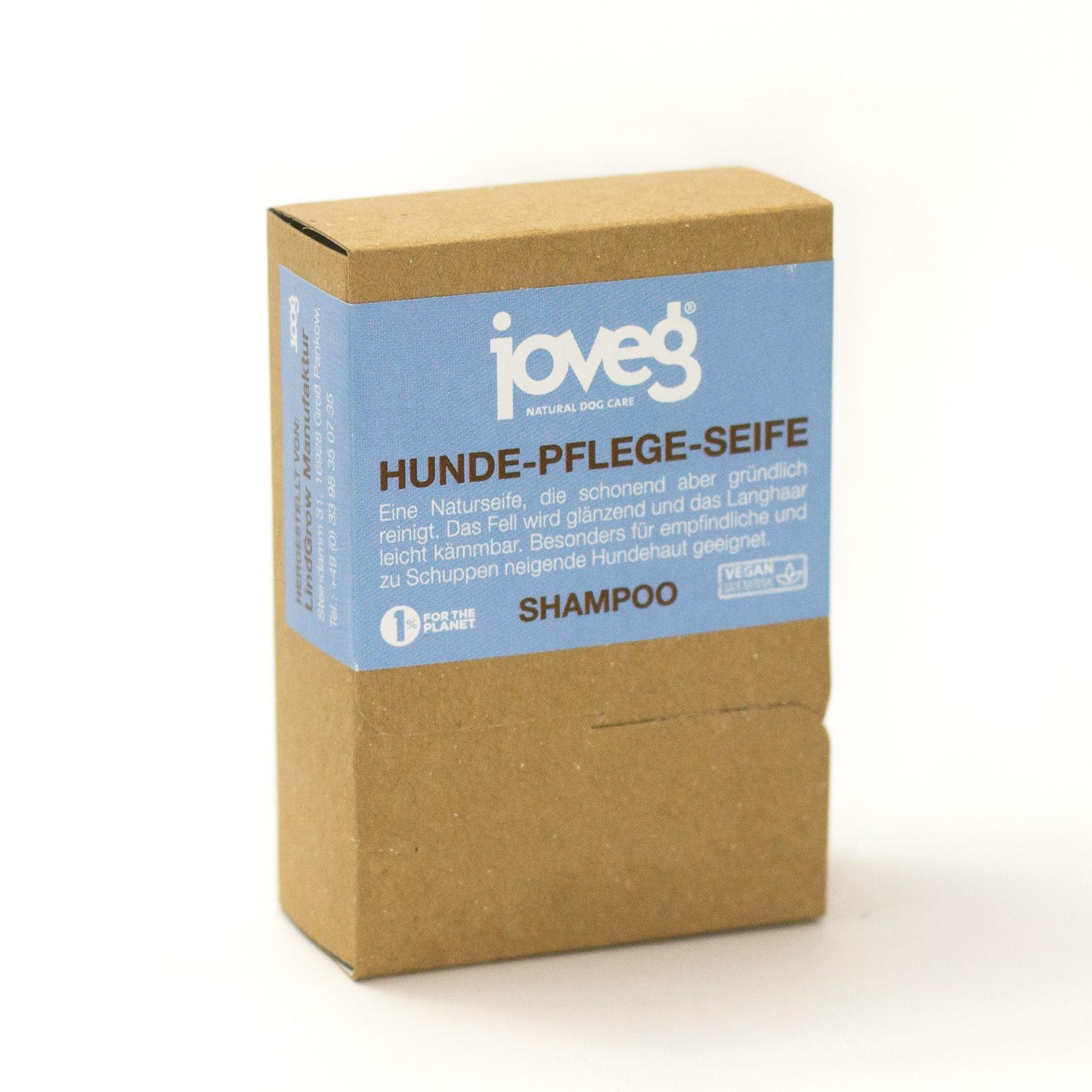 "joveg Hunde-Pflege-Seife ""SHAMPOO"" 100 g"