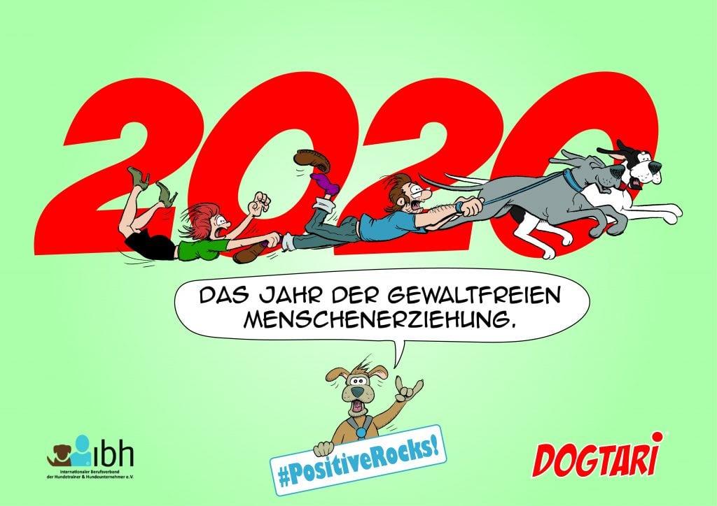 #PositiveRocks! – Kalender 2020 - reduziert -