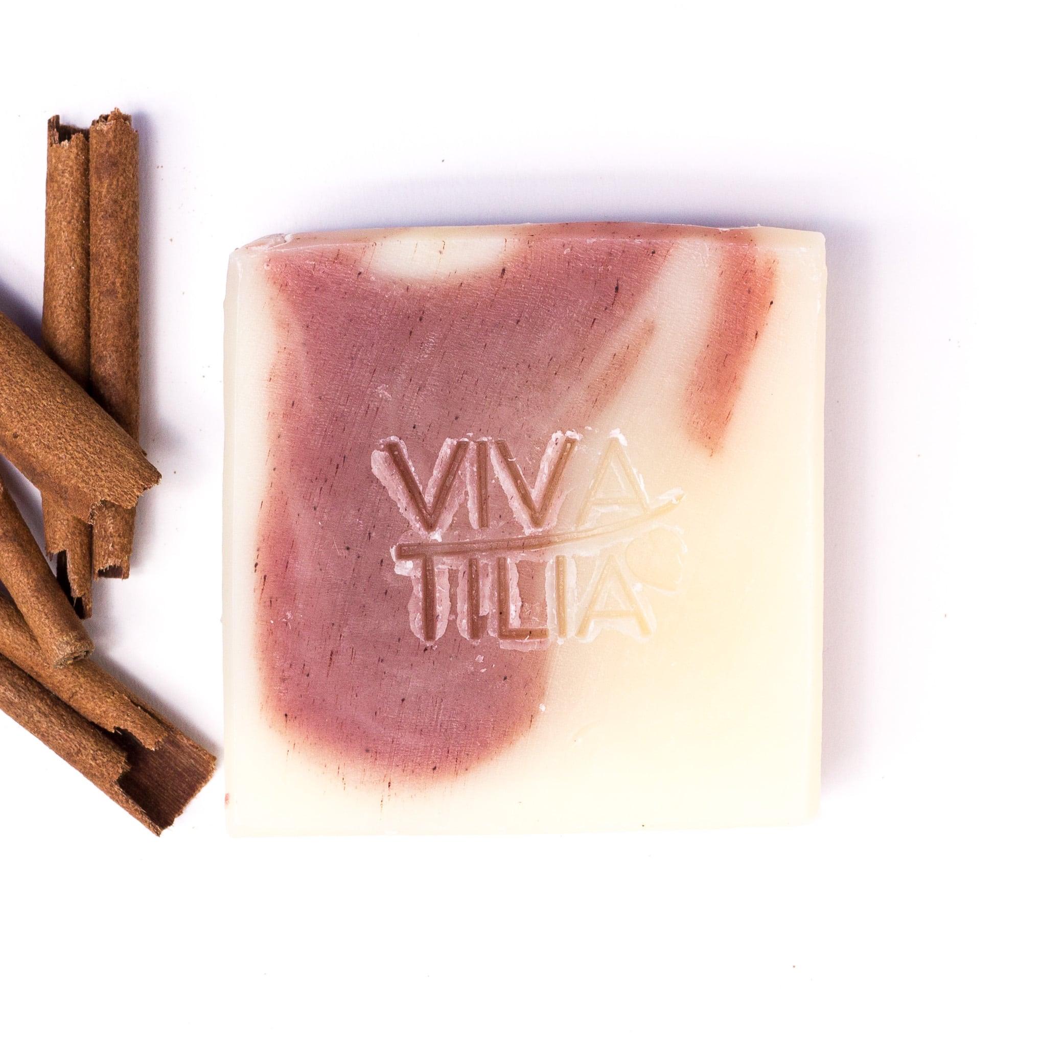 VIVA TILIA Feng Shui Naturseife 90 g