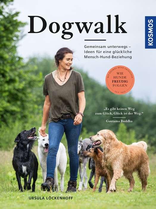 Dogwalk. Wie Hunde freudig folgen