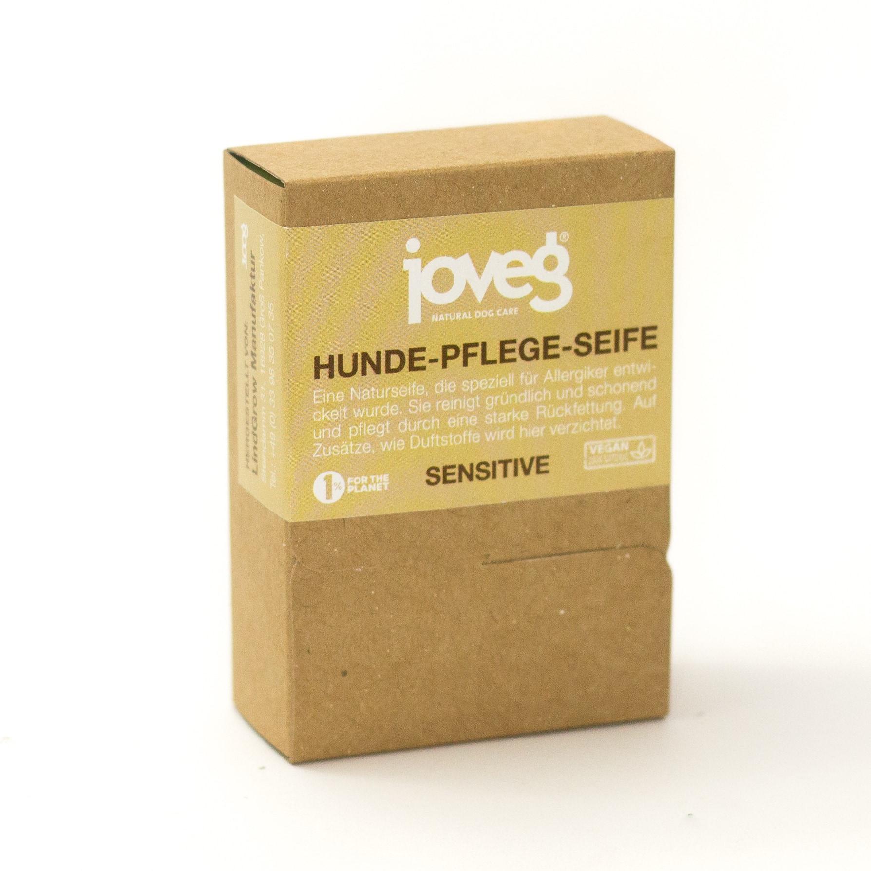 "joveg Hunde-Pflege-Seife ""SENSITIVE"" 100 g"