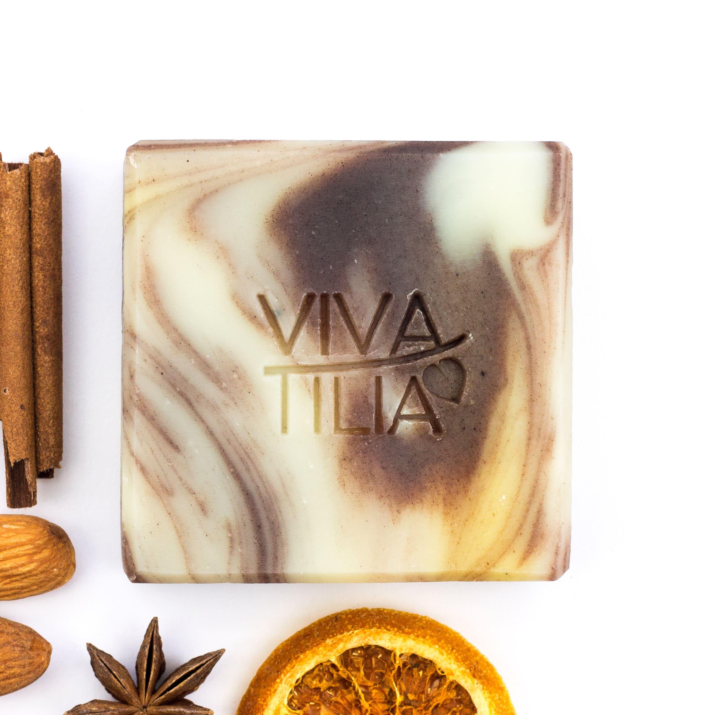 VIVA TILIA Angels Touch Naturseife 90 g