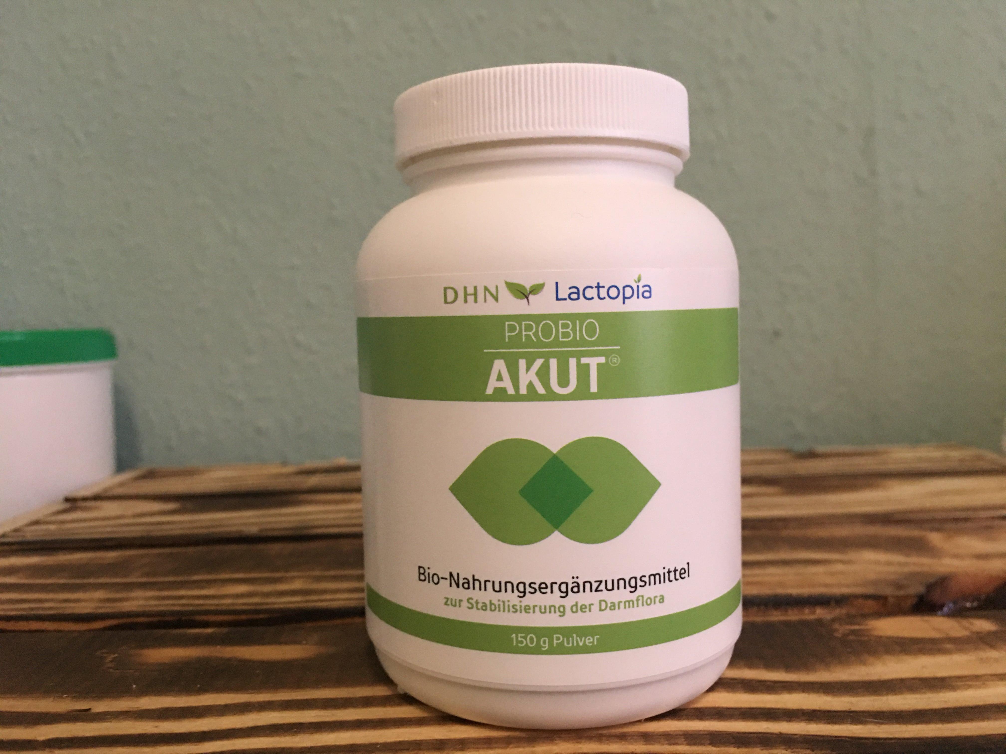 DHN ProBio* akut 150 g - DE-ÖKO-007