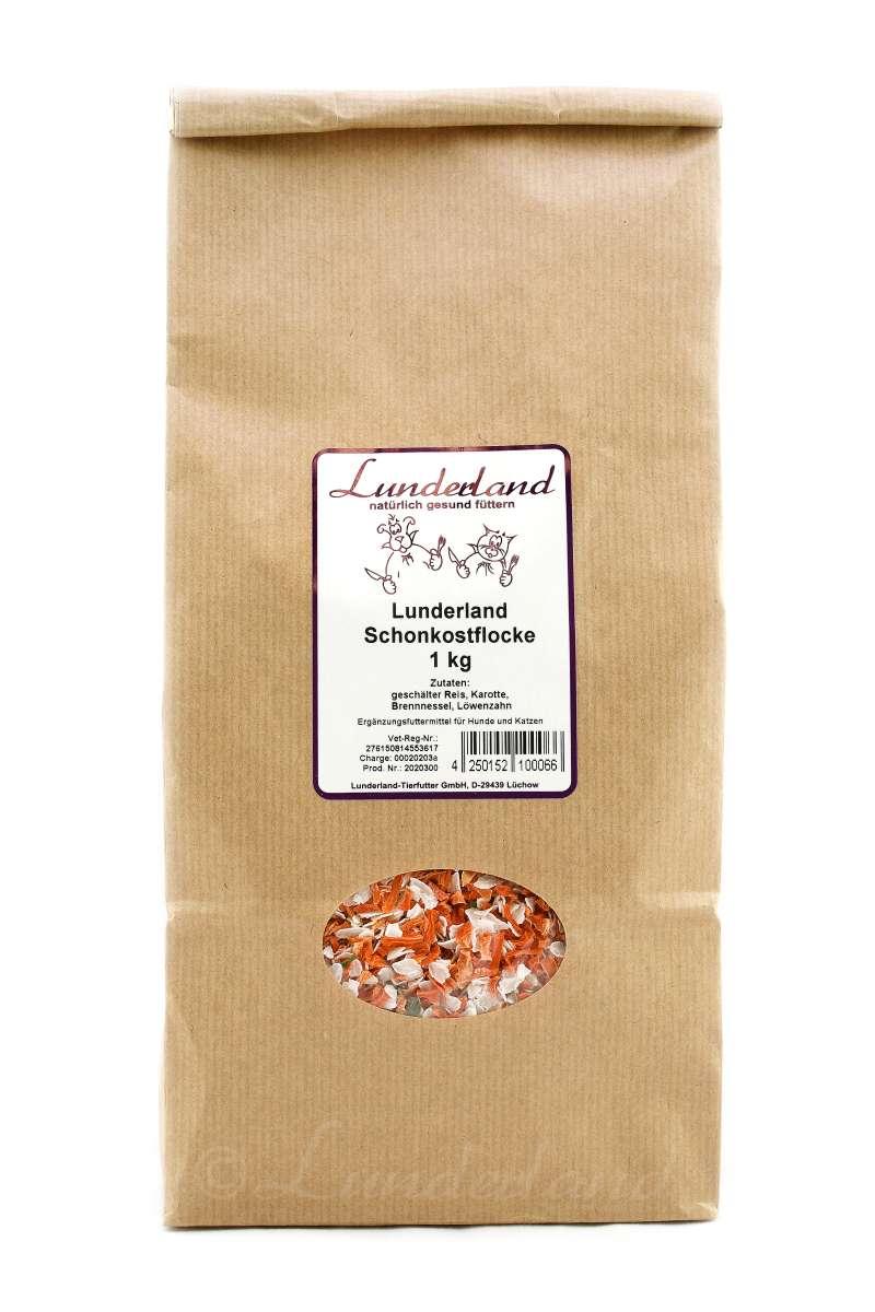 Lunderland Schonkostflocken 1 kg