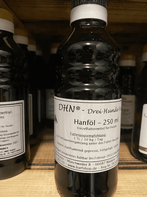 DHN® Hanföl 250 ml