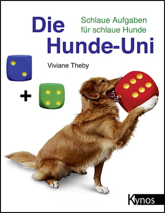 Die Hunde-Uni. Schlaue Aufgabe für schlaue Hunde
