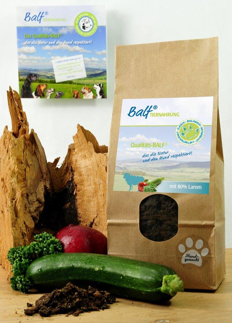 BALF® Lamm/Obst-Gemüse 1 kg
