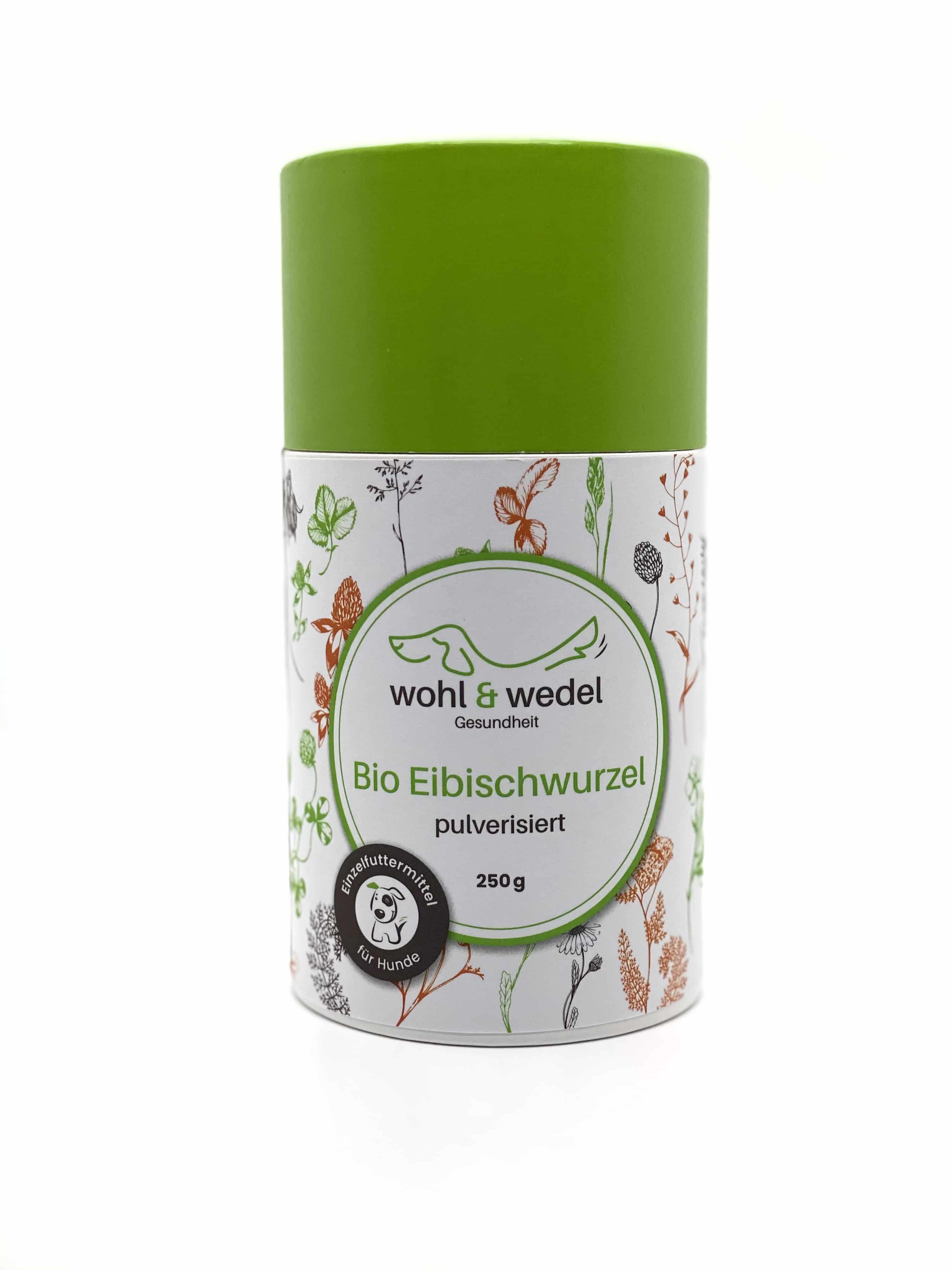 Bio Eibischwurzel pulverisiert 250 g  - DE-ÖKO-007